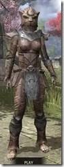 Khajiit Steel - Khajiit Female Front