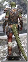 Lyris Titanborn - Argonian Male Rear