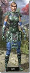 Lyris Titanborn - Dyed Front
