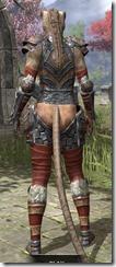 Lyris Titanborn - Khajiit Female Rear