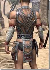 Lyris Titanborn's Cuirass - Male Rear