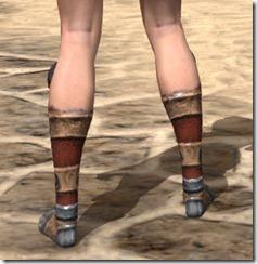 Lyris Titanborn's Sabatons - Female Rear