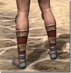 Lyris Titanborn's Sabatons - Male Rear