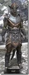 Malacath Iron - Argonian Male Front