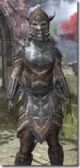 Malacath Iron - Khajiit Female Close Front