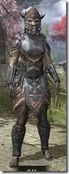 Malacath Iron - Khajiit Female Front