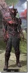 Meridian Heavy - Khajiit Female Front