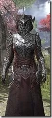 Meridian Light - Khajiit Female Robe Close Front