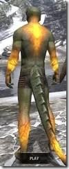 Meridian Purified - Argonian Male Rear