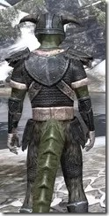 Nord Iron - Argonian Male Close Rear