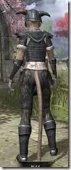 Nord Iron - Khajiit Female Rear