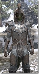 Orc Steel - Argonian Male Close Front'