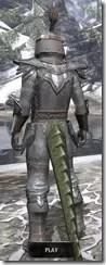 Orc Steel - Argonian Male Rear