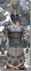 Order of the Hour Iron - Argonian Male Close Front