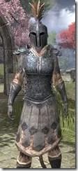 Order of the Hour Iron - Khajiit Female Close Front
