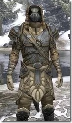 Outlaw Iron - Argonian Male Close Front