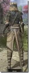 Outlaw Iron - Khajiit Female Rear