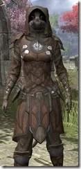 Outlaw Rawhide - Khajiit Female Close Front
