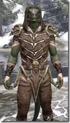 Primal Homespun - Argonian Male Shirt Close Front