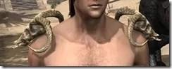 Primal Homespun Epaulets - Male Front