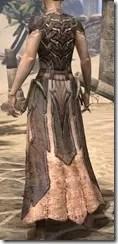 Primal Homespun Robe 1 - Female Rear