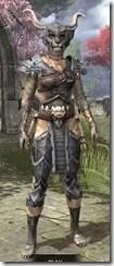 Primal Iron - Khajiit Female Front