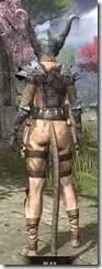 Primal Iron - Khajiit Female Rear