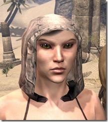 Prophet's Hood - Female Front