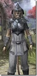 Redguard Iron - Khajiit Female Close Front