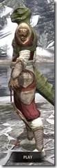 Sai Sahan - Argonian Male Side