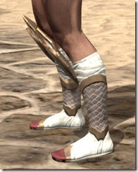 Sai Sahan's Boots - Male Side