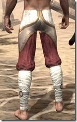 Sai Sahan's Guards - Male Rear