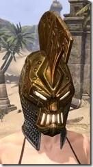 Stonekeeper Visage - Female Front
