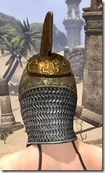 Stonekeeper Visage - Female Rear