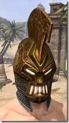 Stonekeeper Visage - Male Front