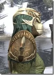 Symphony of Blades - Argonian Male Right