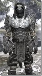 Thieves Guild Iron - Argonian Male Close Front