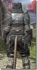 Thieves Guild Iron - Khajiit Female Close Rear