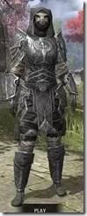 Thieves Guild Iron - Khajiit Female Front