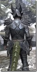 Xivkyn Iron - Argonian Male Close Rear