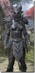 Xivkyn Iron - Khajiit Female Close Front