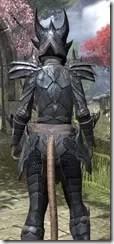Xivkyn Iron - Khajiit Female Close Rear