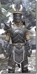 Yokudan Iron - Argonian Male Close Front