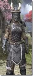 Yokudan Iron - Khajiit Female Close Front