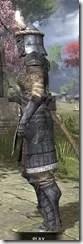 Yokudan Iron - Khajiit Female Side