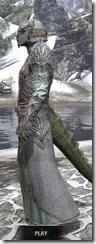 Divine Prosecution Light - Argonian Male Robe Side