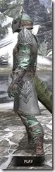 Divine Prosecution Light - Argonian Male Shirt Side
