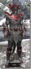 Firedrake - Argonian Male Front