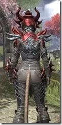 Firedrake - Khajiit Female Close Rear