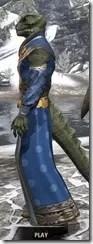 Jarl Justice's Formal Frock Argonian Male Side